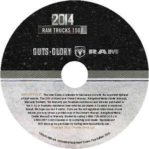 2014 Dodge Ram Truck 1500factory Service Manual Cd Rom border=