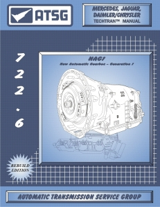 ATSG transmission rebuild manual