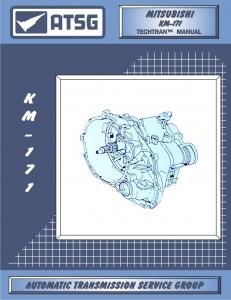 mitsubishi automatic transmission repair manual
