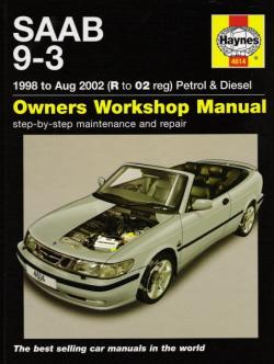 Saab 2003 9-3 Owner s Manual