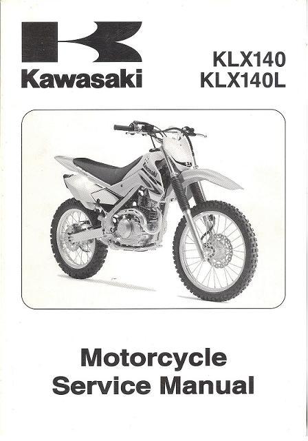 2008 2011 kawasaki klx140 a b l factory service manual rh autorepairmanuals biz  kawasaki klx 140 wiring diagram