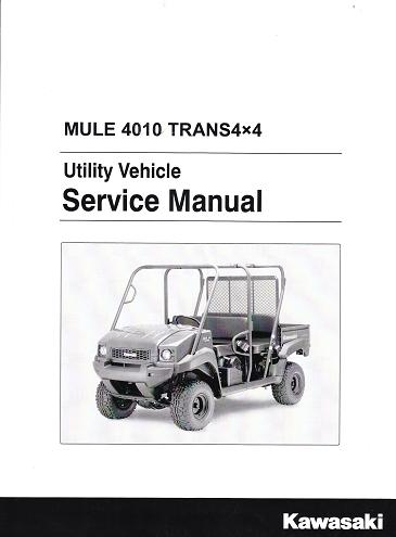 Kawasaki Mule 4000 Wiring Diagram - Wiring Diagram List on