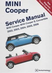2002 2006 mini cooper service manual. Black Bedroom Furniture Sets. Home Design Ideas
