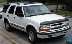 Chevy Blazer Service & Repair Manuals