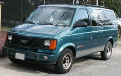Chevy Astro Van Repair & Service Manuals