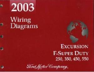 2003 ford excursion f250 f350 f450 f550 f super duty. Black Bedroom Furniture Sets. Home Design Ideas