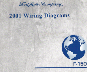 2001 Ford F-150 - Wiring Diagrams F Wiring Diagrams Enlarge on