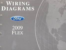 2009 ford flex wiring diagrams manual rh autorepairmanuals biz ford flex trailer wiring diagram ford flex trailer wiring diagram