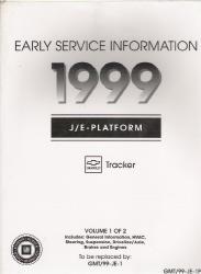 chevy tracker repair manual free