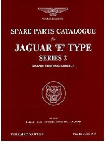 1969 - 1971 Jaguar E-Type (XK-E) Series 2 Grand Touring