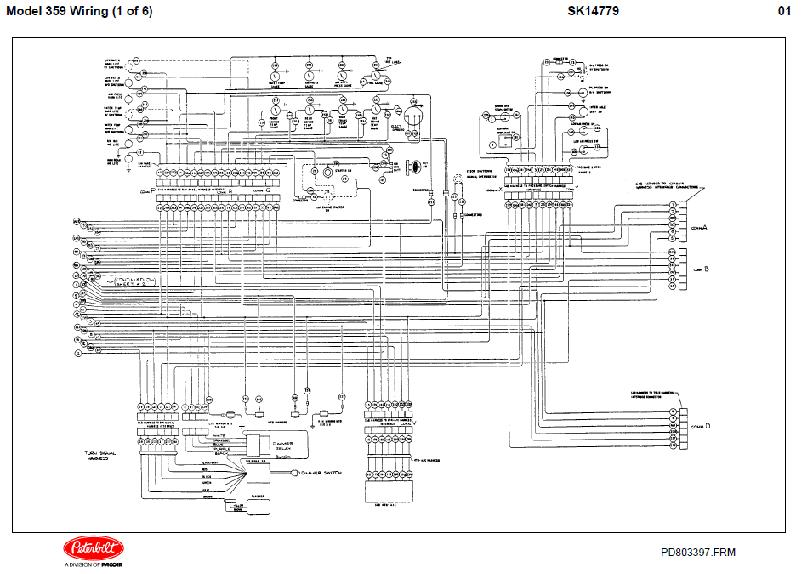 detroit diesel ddec ii engine electrical wiring diagrams air conditioner diagrams engine electrical wiring diagrams #7