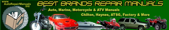AutoRepairManuals.biz / Best Brands Repair Manuals Logo