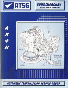 ford ax4n transmission rebuild manual rh autorepairmanuals biz AX4N Common Problems AX4N Shift Firmness
