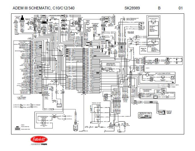 sk28989 adem iii (c10, c12, 3406e engines) complete wiring diagram schematic mitsubishi fuso wiring diagram at readyjetset.co