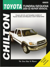 Chilton Total Car Care Manual