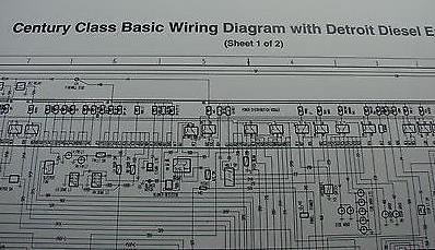 Awe Inspiring Freightliner Century Wiring Diagram Wiring Diagram Data Wiring Database Xlexigelartorg