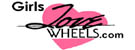Girls Love Wheels Logo Girls Love Wheels.com